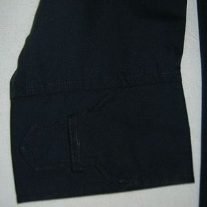 Unknown Vintage Jackets & Coats - Vtg Safari Jacket Blue Tab Pockets Belt 42-44